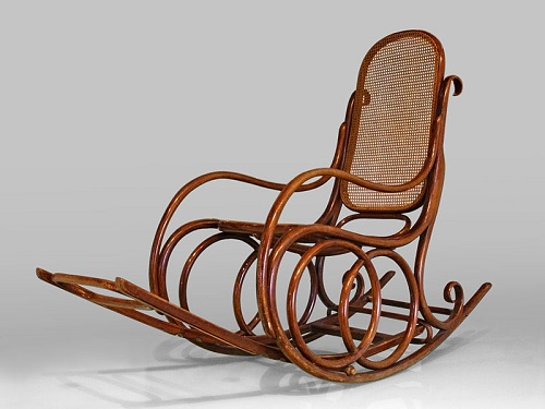 thonet rattan kerti szék